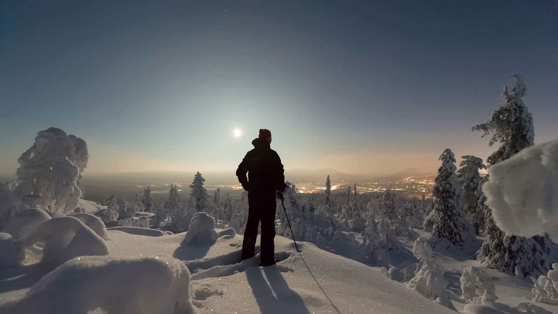Spend your dream holiday in Ylläs